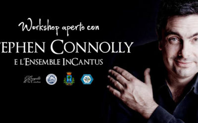 Workshop aperto con Stephen Connolly – 12 e 13 Novembre 2016