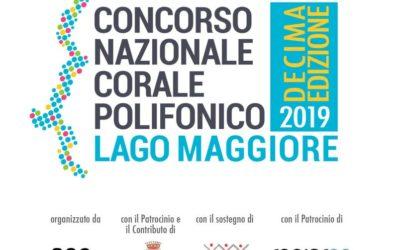 Sul podio del 10° Concorso Corale del Lago Maggiore