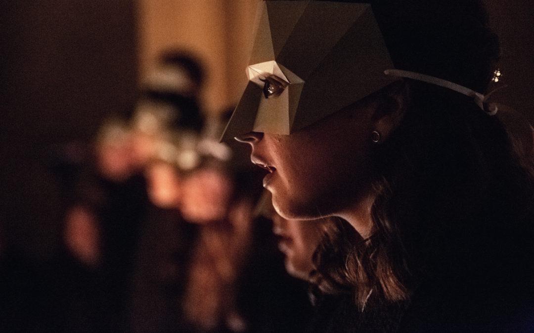 Associazione Filarmonica Ensemble InCantus nello spettacolo A Christmas Karol