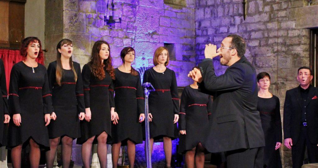 Ensemble InCantus al Concorso Guido d'Arezzo